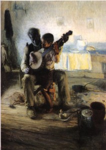 Tanner, The Banjo Lesson, 1893
