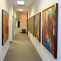 Corporate Custom Framing