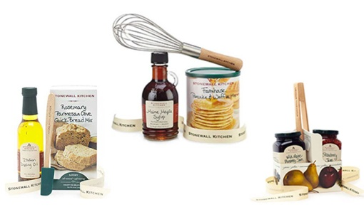 Stonewall Kitchen Delectable Holiday Gift Ideas