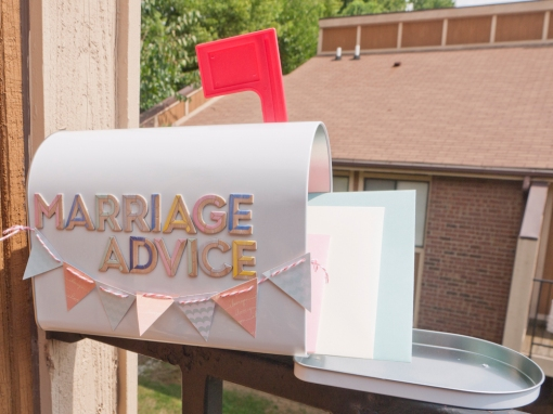 Finished Marriage Advice Mailbox